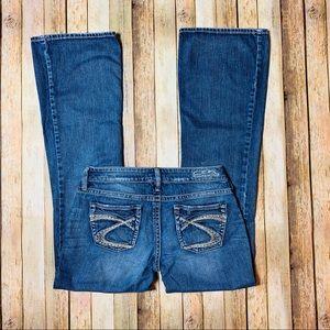 Silver Jeans Co. Women's Eden Flare Jeans Size: 30